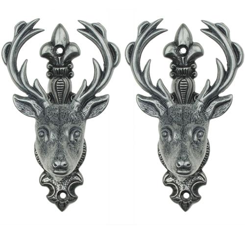 Deer Head Gun /& Sword Hanger